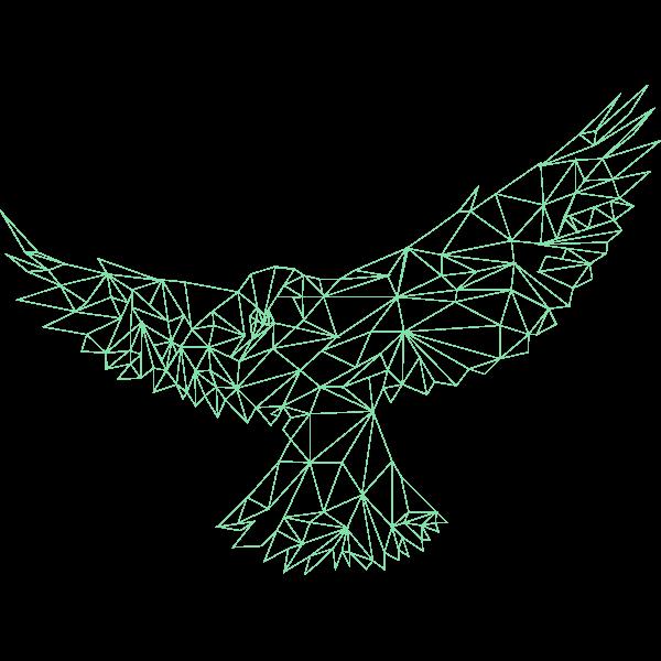 chaffinch bird poly